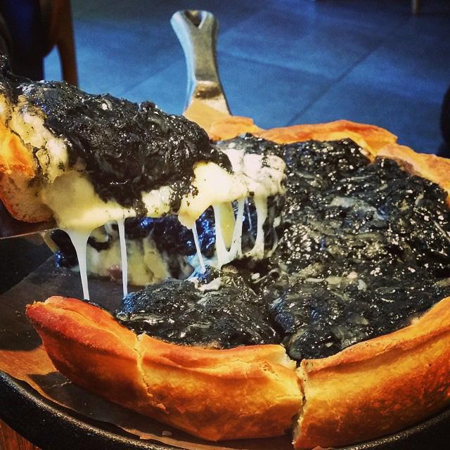 シカゴピザ チーズ 韓国