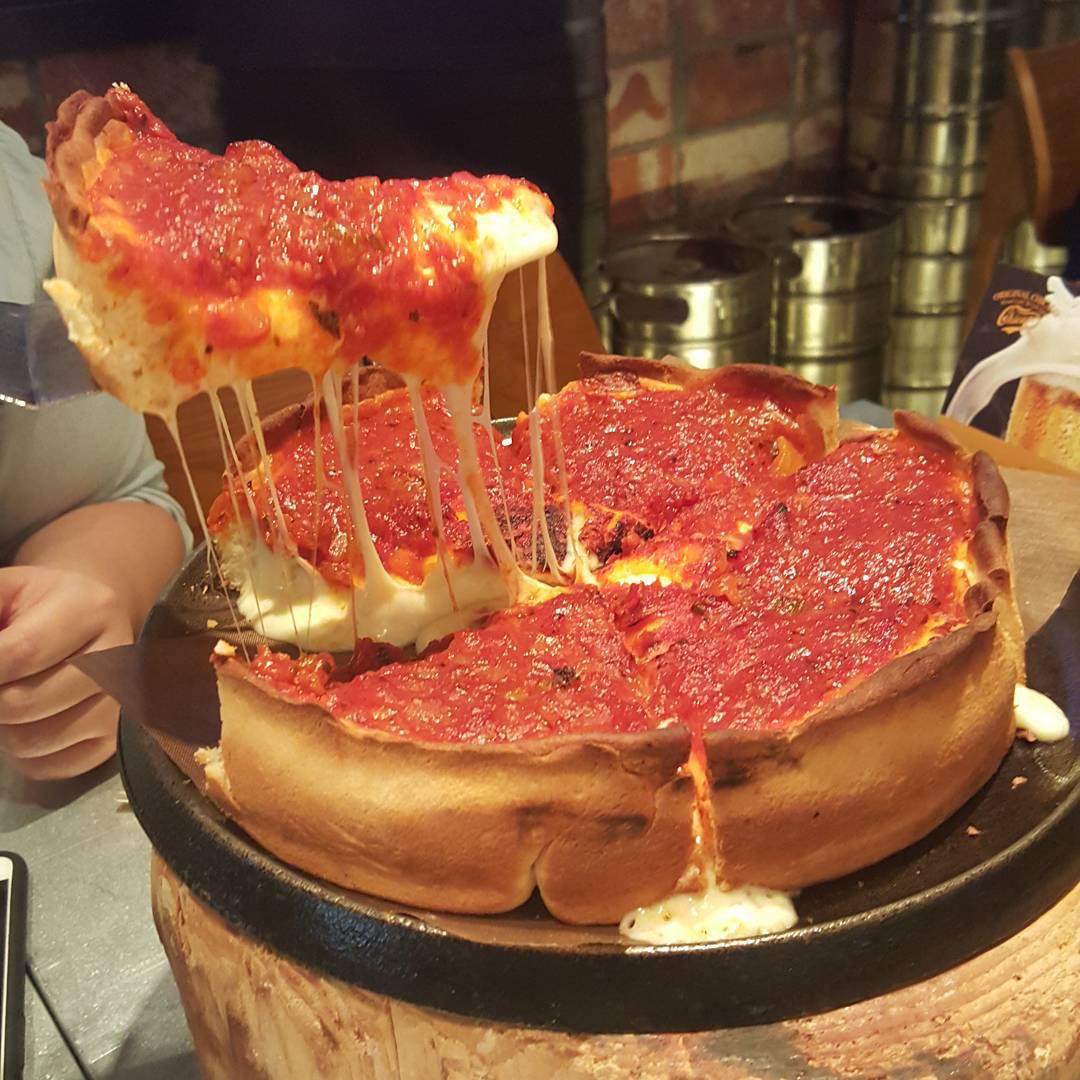 韓国トレンド情報サイトBEBE シカゴピザ