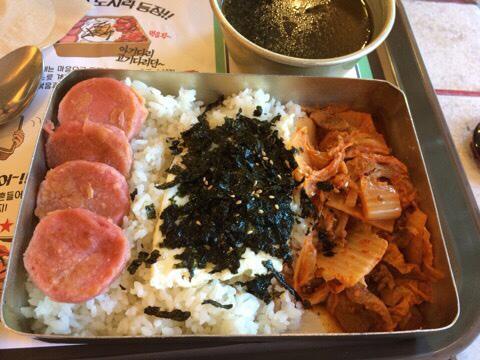韓国 弁当 シェイク